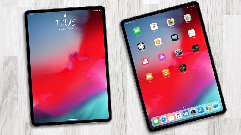 Презентация iPad Pro с Face ID, MacBook Air 2, AirPods 2, Mac mini, iMac 2018 - 30.10 в 16:00 по Мск
