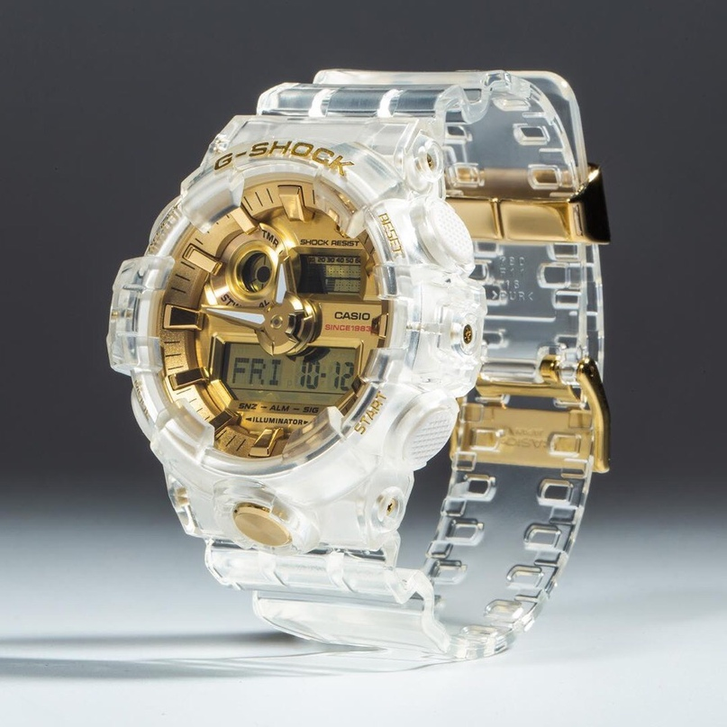When casio introduced to the world the very first g-shock watch in april of , the watch-loving world immediately grew fond of its unique design and reliably sturdy construction.