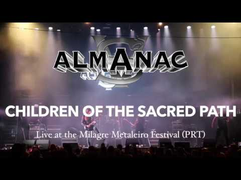 Almanac - Children of the Sacred Path (Live in Portugal)