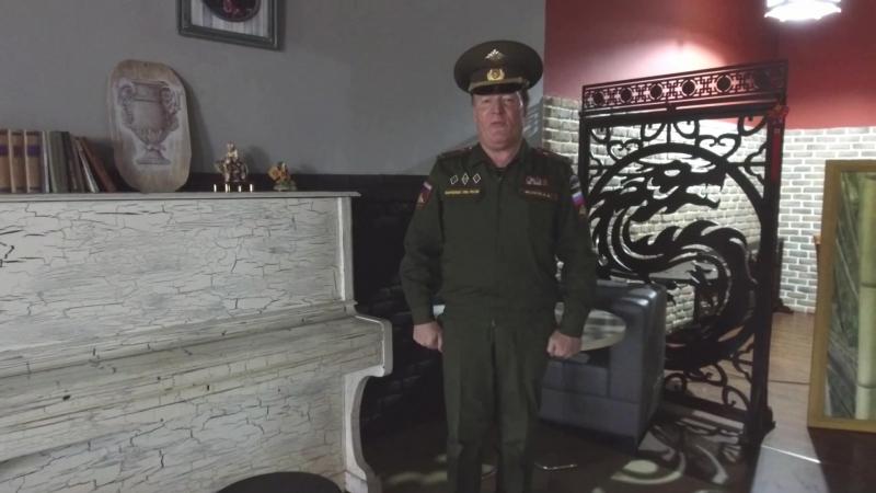 Генеральный Продюсер Мэтр Российской Эстрады. Приветствие Айнди Исаев.
