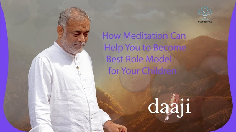 How Meditation Can Help You to Become Best Role Model for Your Children | Positive Parenting