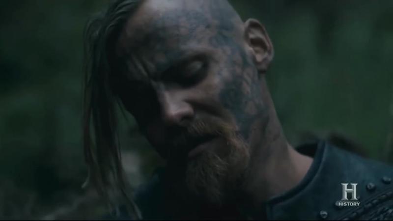 VIKINGS King Harald and Halfdan say Icelandic folk song