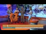 Анонс соревнований в прямом эфире на Своем ТВ