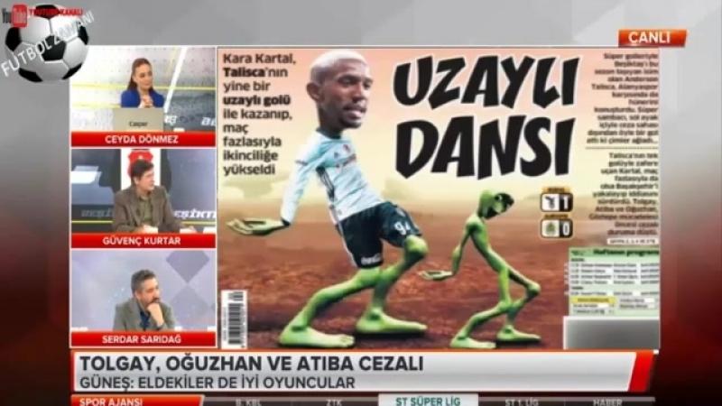 Beşiktaş Spor Ajansı ⚽ Beşiktaş 1-0 Alanyaspor Maç Sonu Serdar Sarıdağ Yorumları 1 Nisan 2018