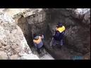 Ликвидация порыва водовода Уральская 4