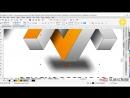 AVANZADO TUTORIAL 23 Corel DRAW X7 LOGO 3D PROFESIONAL Full HD,1920x1080