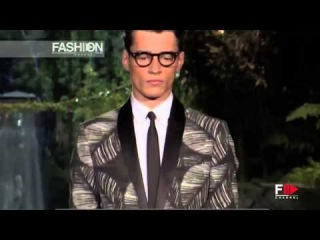 Fashion show DSQUARED2 Spring Summer 2014 Menswear Collection Milan by FashionChannel