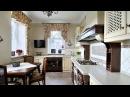 Интерьер кухни кухня в стиле французского кафе