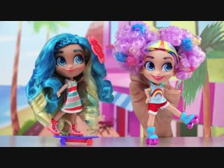Hairdorables Just Play Collectable Dolls TV Commercial