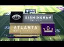 AAF 2019 / Week 03 / Birmingham Iron - Atlanta Legends / 1H / EN