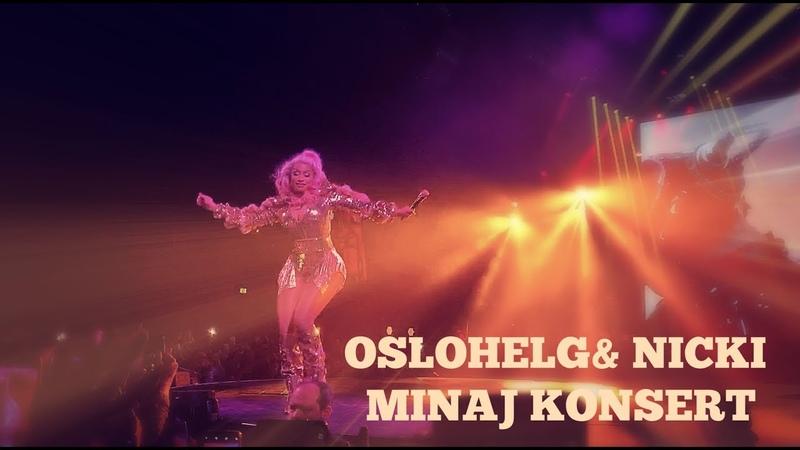OSLOHELG Nicki Minaj konsert (English subtitles)