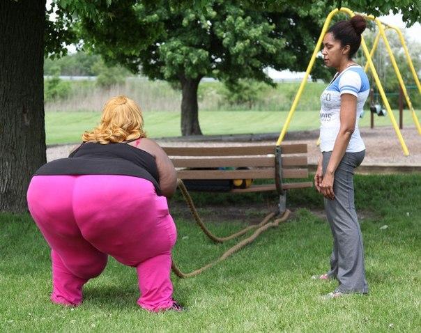 как похудеть с помощью приседаний