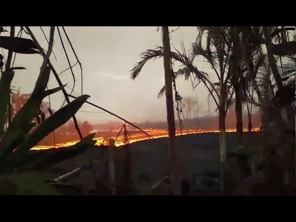 Hawaii Lava MUCH WORSE May 19