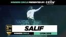 Salif I 3rd Place Upper Division I Winners Circle I World of Dance Lyon 2018 I WODFR18  