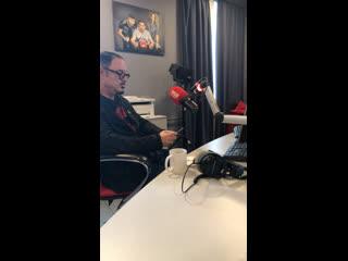 НАШЕ Радио: Максим Леонидов в «Тарифе Дневном»