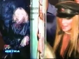 Britney Spears - Extra SNL Me Against The Music Making Of Coverage 2003