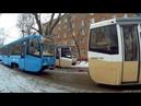 Трамвай 8 Новоконная площадь 3 я Владимирская улица