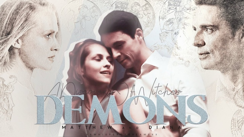 ● matthew x diana | demons.