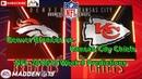 Denver Broncos vs. Kansas City Chiefs | NFL 2018-19 Week 8 | Predictions Madden NFL 19