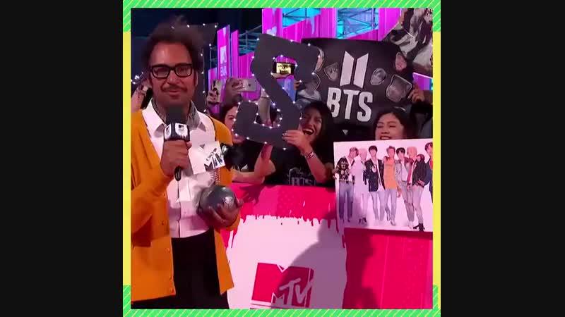 181109 MTV EMA