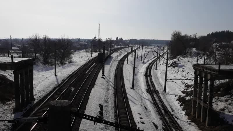 Мерефа платформа Мост
