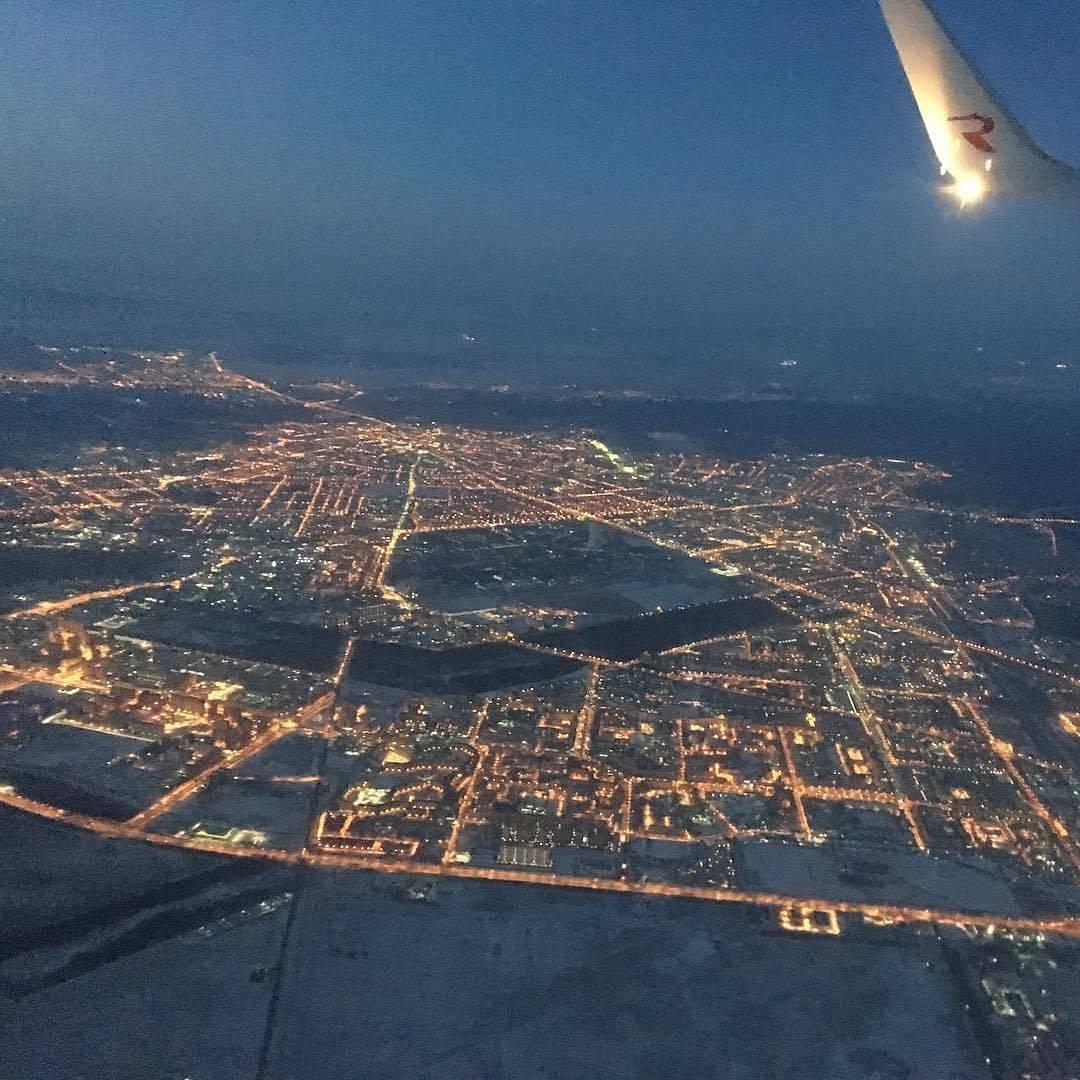 Доброй ночи, Оренбург!