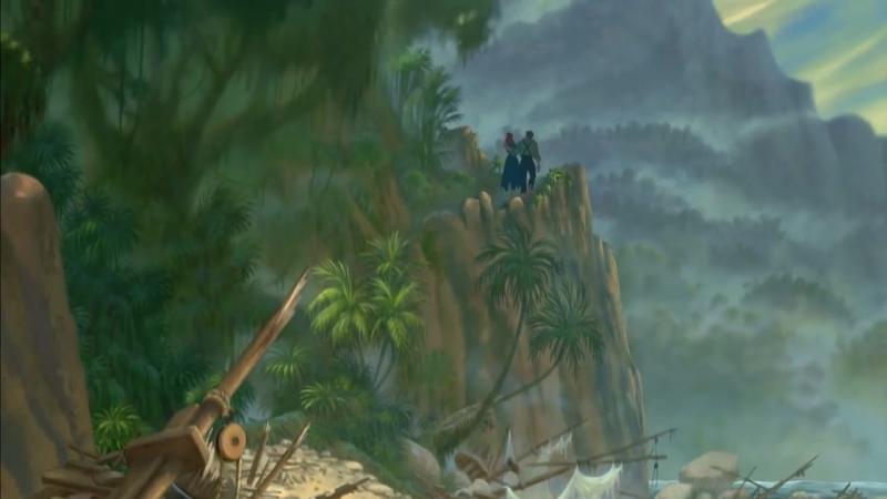 [v-s.mobi]Александр Малинин - Два мира, ты и я FullHD OST Tarzan 1999 (Russian Version).mp4