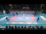 Kata female final Tampere 2014 Bottaro vs Abello