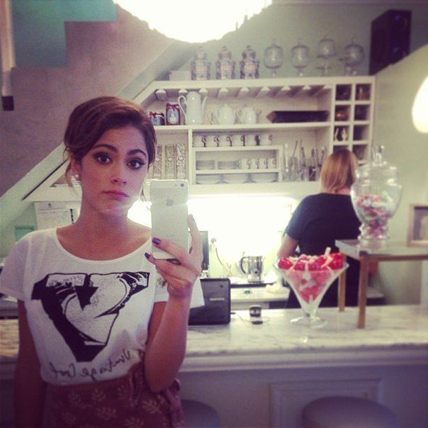 Martina tini stoessel updated her profile picture