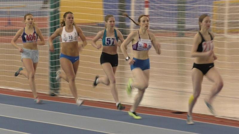 Мемориал Таланова-2018. Женщины. 800 метров