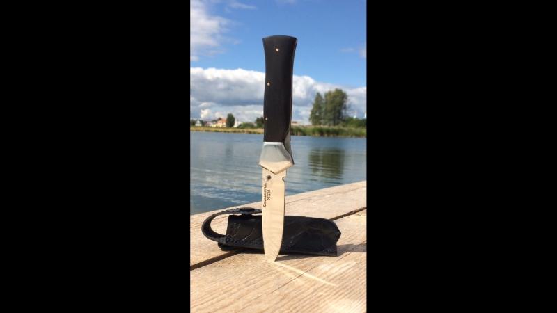 ООО «Эльбрус», нож скл. «Лиса-2» с фиксатором