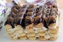 """Торт из бисквитного печенья с лимонным кремом Кулинарные рецепты от  """"Едим дома!"""