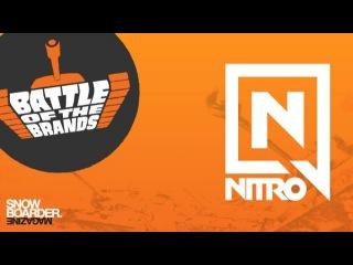 Battle Of The Brands 2013: Nitro