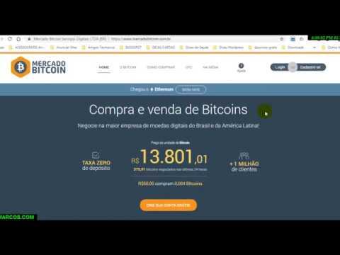 Como Fazer Depósito no Mercado Bitcoin para Transferir para Dollar Investments
