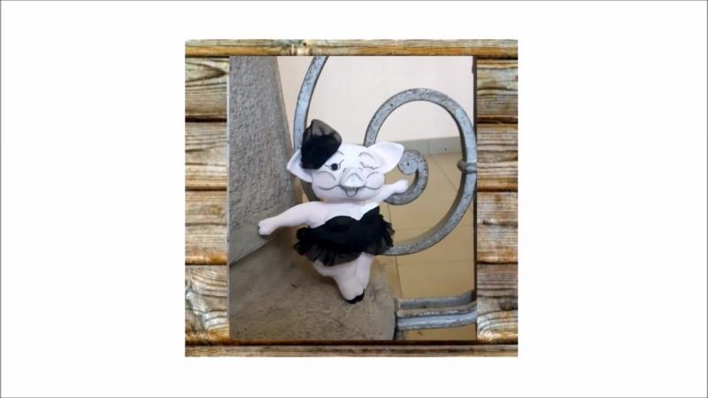 Свинка-балеринка и C°. в Сокровищах Голубой Вороны