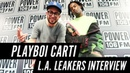Playboi Carti On Modeling For Virgil Abloh, Relationship w Nicki Minaj & Chief Keef's Influence