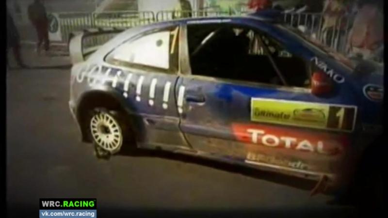 WRC 2007. Этап 8. Обзор Ралли Греции