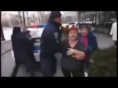 Военное положение на Украине, отлов призывников в Киеве! Мобилизация