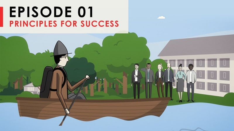Principles for Success The Call to Adventure | Episode 1