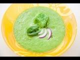 ЧТО ЕДЯТ ДЕТИ СЫРОЕДЫ. Часть 3. Крем-суп из авокадо.