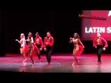 Adolfo Indacochea & Latin Soul Dancers | Showdance | International Istanbul Dance Festival
