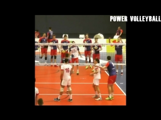 Who Says Libero Cant Spike ! Funny Volleyball Videos (HD)