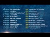 Visma Ski Classics season VIII 2017-2018 Vignette