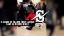 Il Danse et Chante Frère Jacques dans un Burger King !