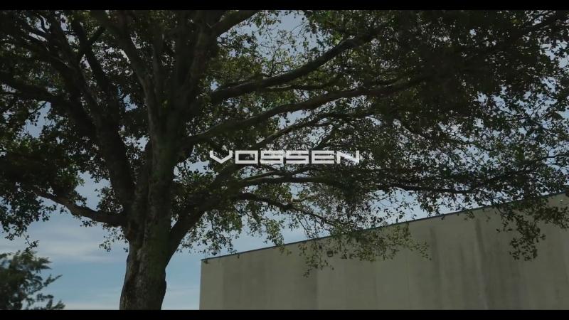 Vossen Hybrid Forged HF-2 Wheel 2019 VW Arteon R-Line VW Enthusiast Fleet