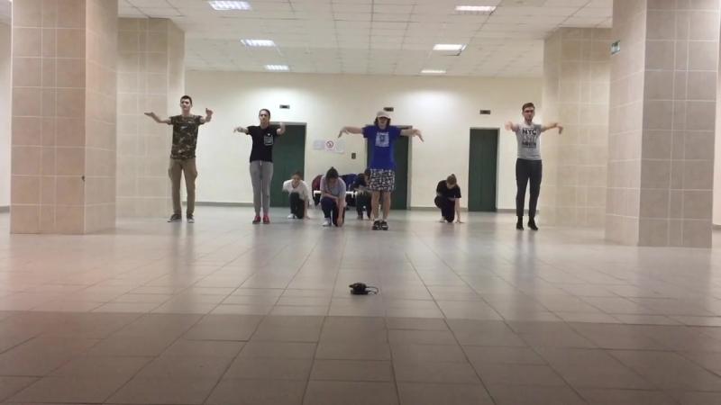ГДМ Октябрь предпоследняя репетиция