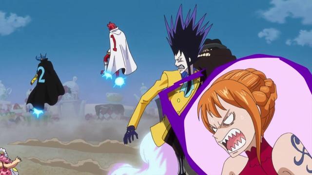 One Piece / Ван Пис - 841 серия - Shachiburi