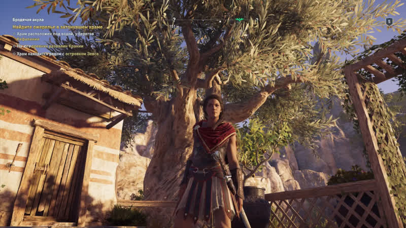 Играю в Assassin's Creed Odyssey. Games with ZDW [rus/eng] part 4