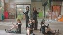 THE IDOLM@ ep 5 cut Debut Team perform Genie Something Mr SNSD GIRL'SDAY KARA