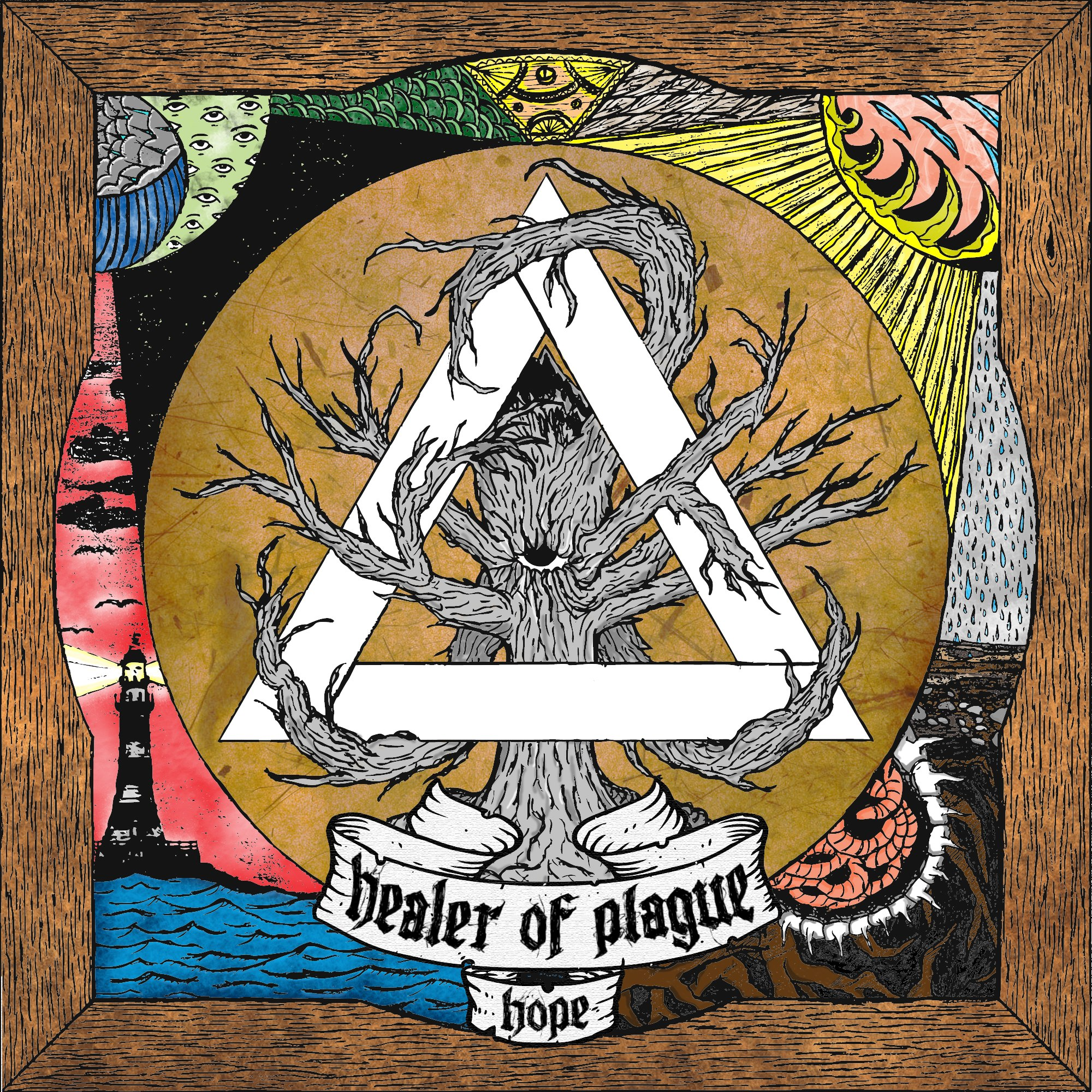 Healer Of Plague - Hope [EP] (2012)